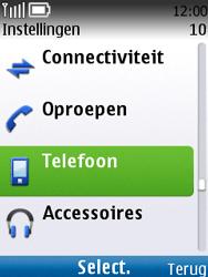 Nokia C2-01 - Netwerk - gebruik in het buitenland - Stap 7