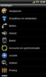 HTC A9191 Desire HD - Voicemail - handmatig instellen - Stap 4