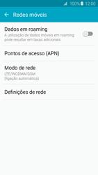 Samsung Galaxy S6 - Internet no telemóvel - Como ativar 4G -  7