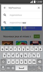 LG L70 - Applications - MyProximus - Étape 6