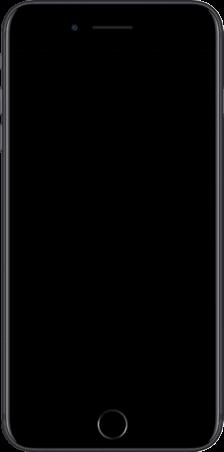 Apple iPhone 7 Plus - iOS 11 - Premiers pas - Découvrir les touches principales - Étape 2