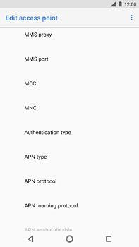 Nokia 6 (2018) - MMS - Manual configuration - Step 12