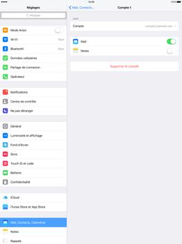 Apple iPad Pro 12.9 (1st gen) - iOS 9 - E-mail - Configuration manuelle - Étape 18