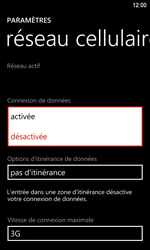 Nokia Lumia 920 LTE - Internet - Configuration manuelle - Étape 6