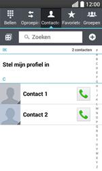 LG Optimus L70 (LG-D320n) - Contacten en data - Contacten kopiëren van toestel naar SIM - Stap 4