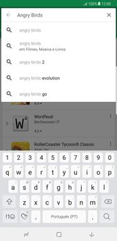 Samsung Galaxy Note 8 - Aplicações - Como pesquisar e instalar aplicações -  15