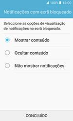 Samsung Galaxy Xcover 3 (G389) - Segurança - Como ativar o código de bloqueio do ecrã -  11