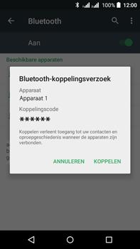 Acer Liquid Z630 - Bluetooth - koppelen met ander apparaat - Stap 9