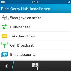 BlackBerry Q5 - MMS - handmatig instellen - Stap 5