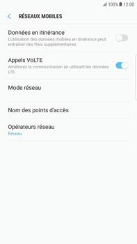Samsung Samsung G928 Galaxy S6 Edge + (Android N) - Internet - Désactiver du roaming de données - Étape 7
