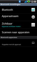 LG P990 Optimus 2X Speed - Bluetooth - koppelen met ander apparaat - Stap 9