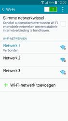 Samsung A500FU Galaxy A5 - Wi-Fi - Verbinding maken met Wi-Fi - Stap 8