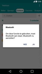 LG K10 4G - Contacten en data - Contacten overzetten via Bluetooth - Stap 9