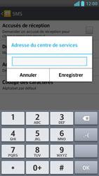 LG D505 Optimus F6 - SMS - Configuration manuelle - Étape 8