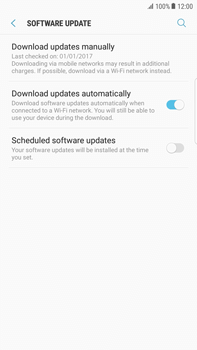 Samsung Samsung G928 Galaxy S6 Edge + (Android N) - Device - Software update - Step 6