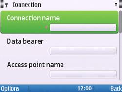Nokia E5-00 - Internet - Manual configuration - Step 15