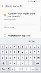 Samsung Galaxy S6 Edge - Android M - E-mail - Configuration manuelle - Étape 12