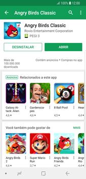 Samsung Galaxy S9 - Aplicativos - Como baixar aplicativos - Etapa 16