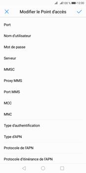 Huawei Mate 10 Pro - MMS - Configuration manuelle - Étape 14