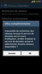 Samsung G386F Galaxy Core LTE - Réseau - utilisation à l'étranger - Étape 10