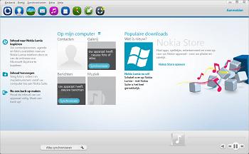 Nokia 216 - Software - Back-up maken of terugplaatsen - Stap 2