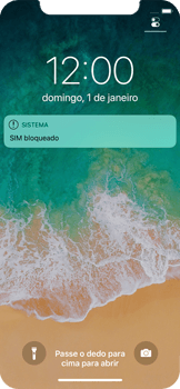 Apple iPhone X - Internet no telemóvel - Como configurar ligação à internet -  14