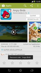 Sony Xpéria M2 - Applications - Télécharger une application - Étape 19