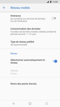 Nokia 8 Sirocco - Réseau - Changer mode réseau - Étape 7