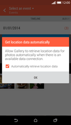 HTC Desire 610 - Email - Sending an email message - Step 13