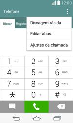 LG D390n F60 - Chamadas - Como bloquear chamadas de um número específico - Etapa 5
