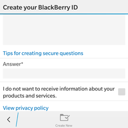 BlackBerry Classic - Applications - Downloading applications - Step 13