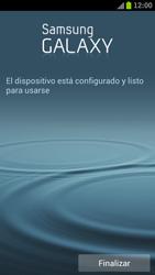 Samsung I9300 Galaxy S III - Primeros pasos - Activar el equipo - Paso 24