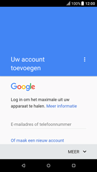 HTC one-m9-model-0pja100-android-nougat - Applicaties - Account aanmaken - Stap 4