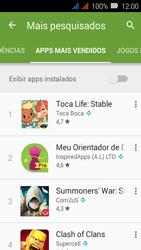 Huawei Y3 - Aplicativos - Como baixar aplicativos - Etapa 10