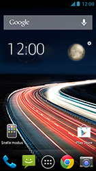 Acer Liquid Z5 - WiFi en Bluetooth - Handmatig instellen - Stap 1