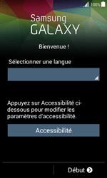 Samsung Galaxy Trend 2 Lite - Premiers pas - Créer un compte - Étape 3