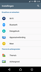 Sony Xperia XZ Premium - Netwerk - 4G activeren - Stap 4