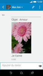 HTC Desire 510 - Contact, Appels, SMS/MMS - Envoyer un MMS - Étape 19
