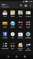 HTC Desire 320 - Voicemail - Handmatig instellen - Stap 3