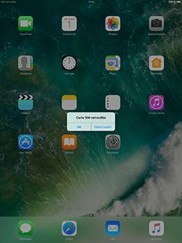 Apple iPad Pro 12.9 (1st gen) - iOS 10 - Internet - Configuration manuelle - Étape 15
