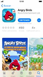 Apple iPhone SE iOS 11 - Aplicaciones - Descargar aplicaciones - Paso 12