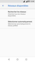 Nokia 1 - Réseau - Sélection manuelle du réseau - Étape 8