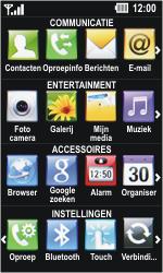 LG GD510 Pop - Bluetooth - Headset, carkit verbinding - Stap 3