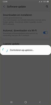 Samsung galaxy-a7-dual-sim-sm-a750fn-android-pie - Software updaten - Update installeren - Stap 6