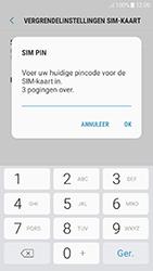 Samsung galaxy-j5-2017-sm-j530f-android-oreo - Beveiliging en ouderlijk toezicht - Hoe wijzig ik mijn SIM PIN-code - Stap 8