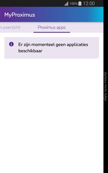 Samsung N915FY Galaxy Note Edge - Applicaties - MyProximus - Stap 25