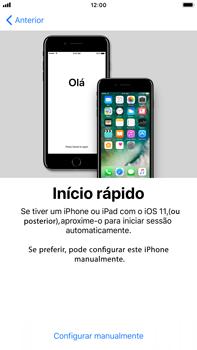 Apple iPhone 7 Plus - iOS 12 - Primeiros passos - Como ligar o telemóvel pela primeira vez -  7