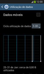 Samsung Galaxy Ace 3 LTE - Internet no telemóvel - Como ativar os dados móveis -  5