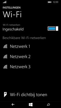Microsoft Lumia 640 XL - WiFi - Verbinden met een netwerk - Stap 6