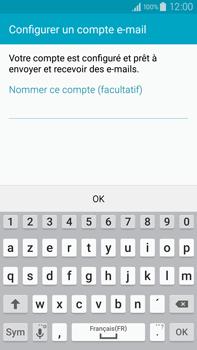 Samsung Galaxy Note 4 - E-mails - Ajouter ou modifier votre compte Outlook - Étape 10